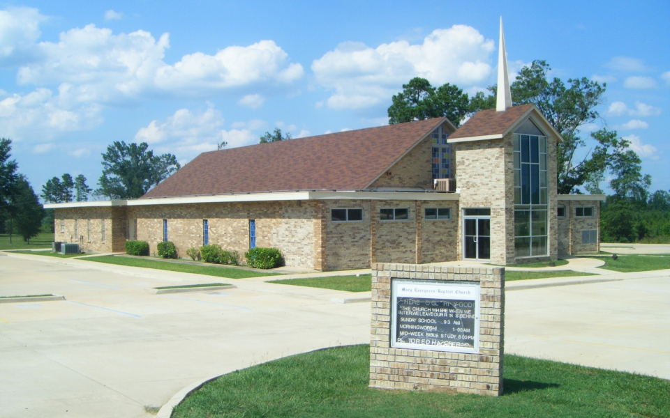 Maryevergreen Baptist Church