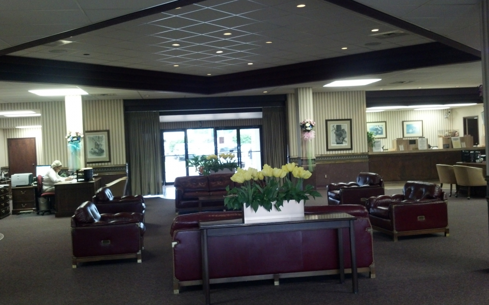 Community Bank of Louisiana Main Branch Mansfield Louisiana